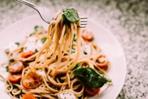 Köstliche Pasta in Herzen von Buckow