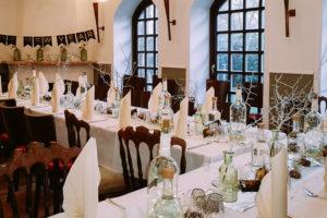 Bankett und Veranstaltungen im Restaurant Castello Angelo Buckow
