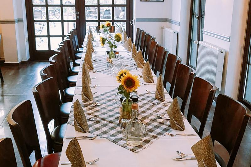 Familienfeiern, Veranstaltungen und Events im Ristorante Castello Angelo Buckow
