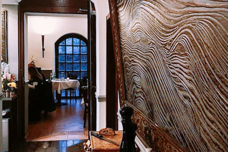Innenräume mit Charme - Restaurant Castello Angelo Buckow