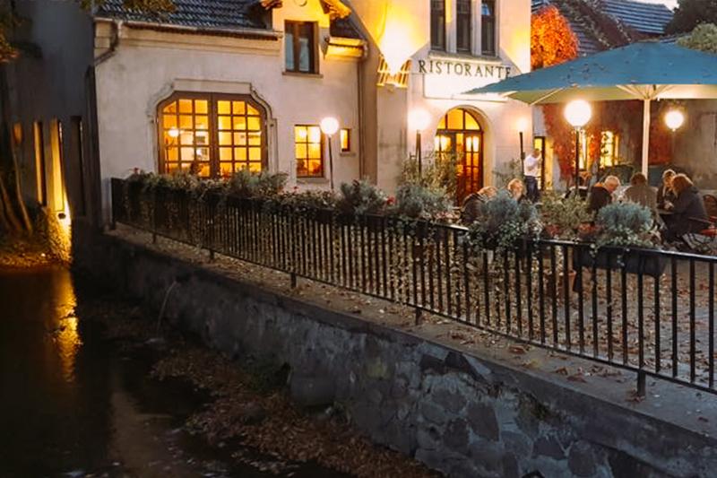 Abendstimmung in Buckow - Castello Angelo